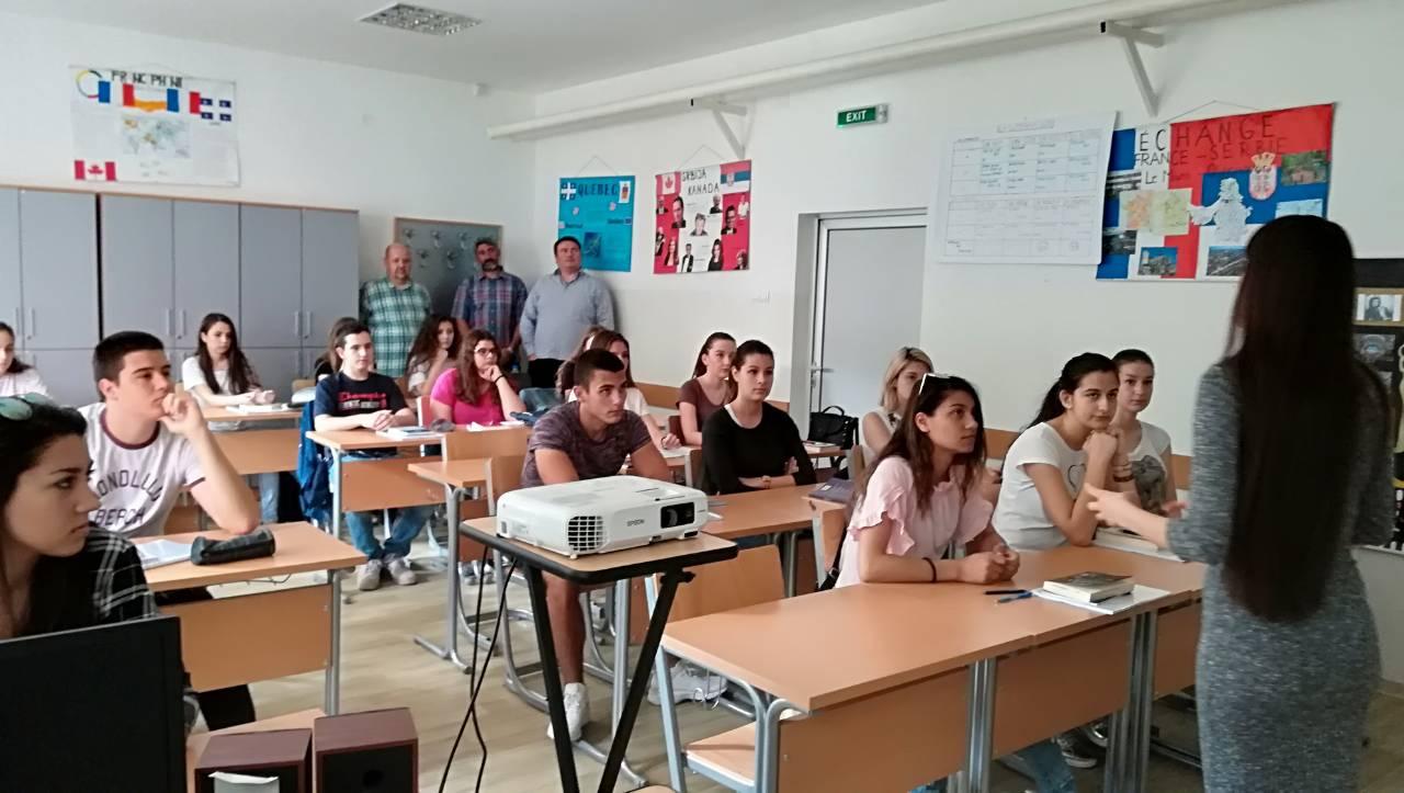 Обреновачки ђаци унапређују интелектуалне вештине