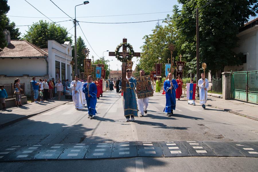 У недељу је слава општине Обреновац Силазак Светог Духа на апостоле – Тројице