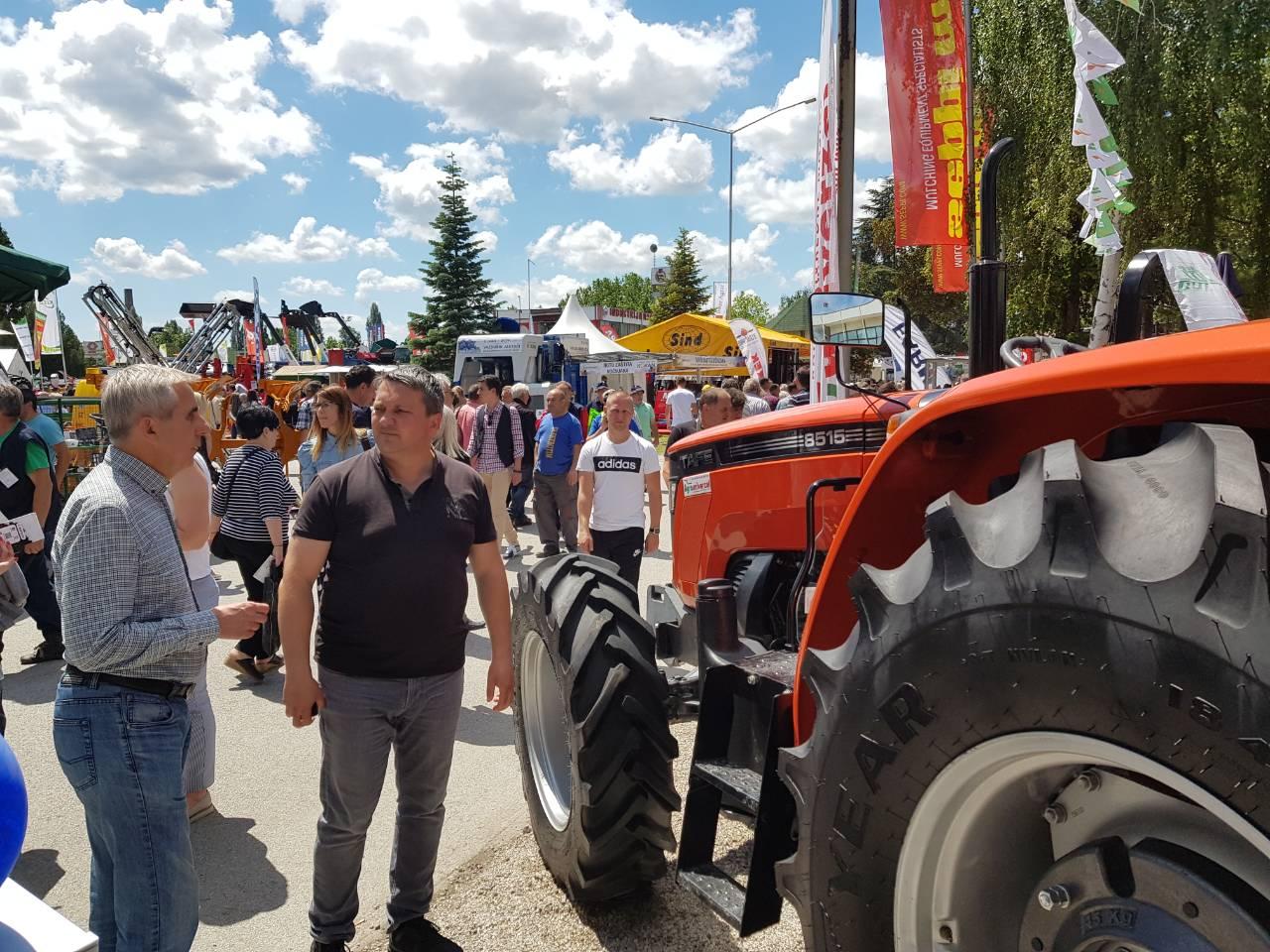 Обреновчани посетили Сајам пољопривреде у Новом Саду