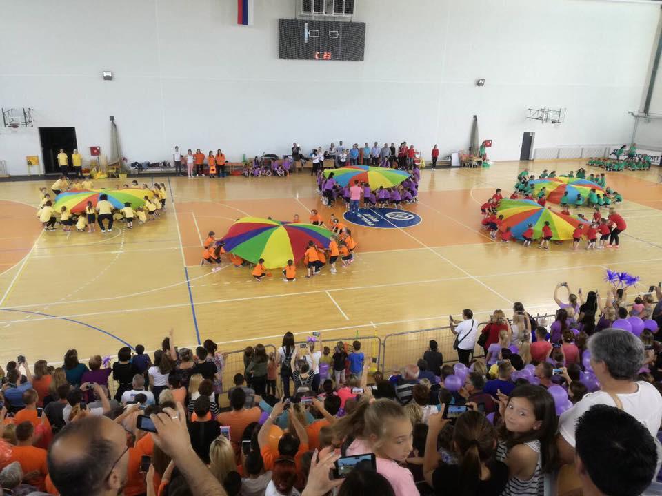 Почеле Дечје олимпијске игре