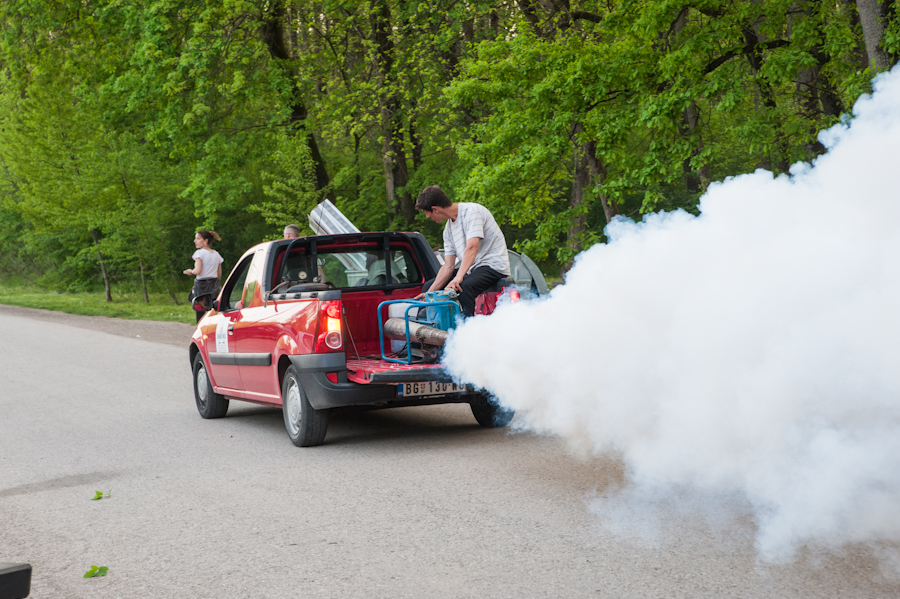 Најављена акција запрашивања комараца на територији општине Обреновац