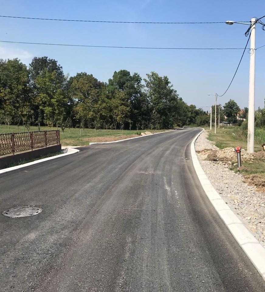 Завршена прва фаза радова на уређењу Купиначке улице