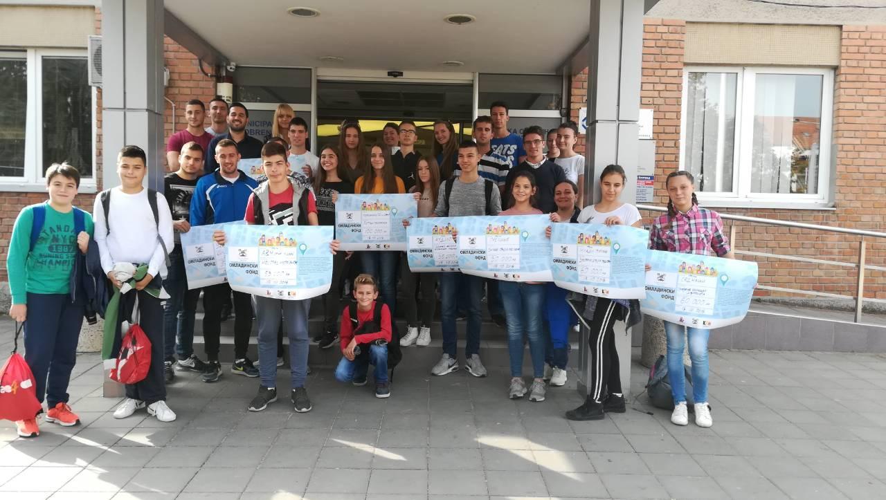 Омладински фонд подржао 13 пројеката