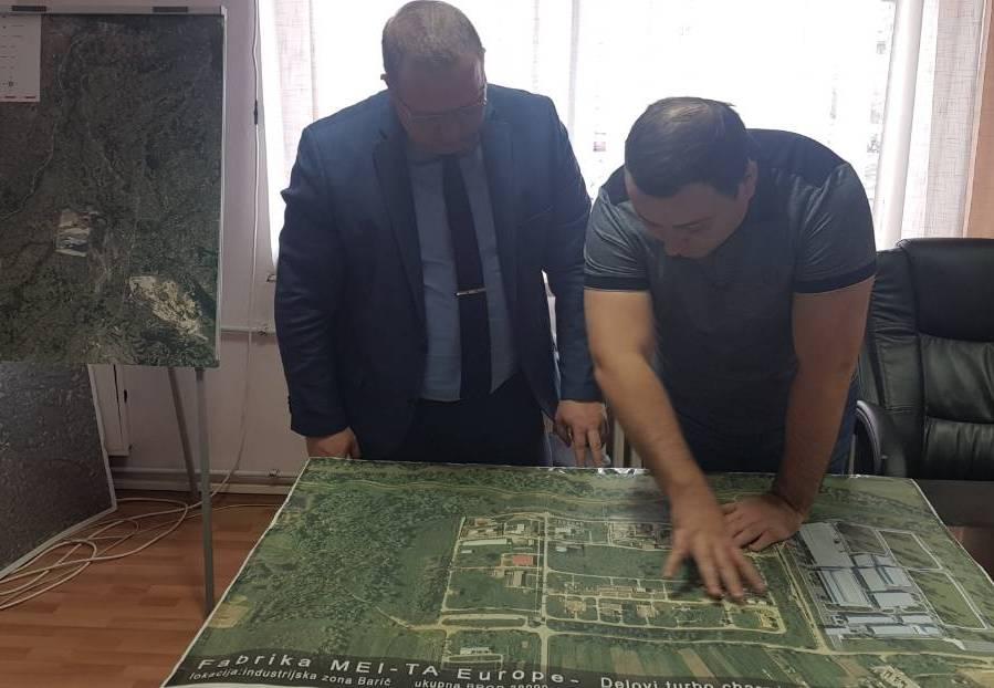 Градоначелник Бора посетио Обреновац