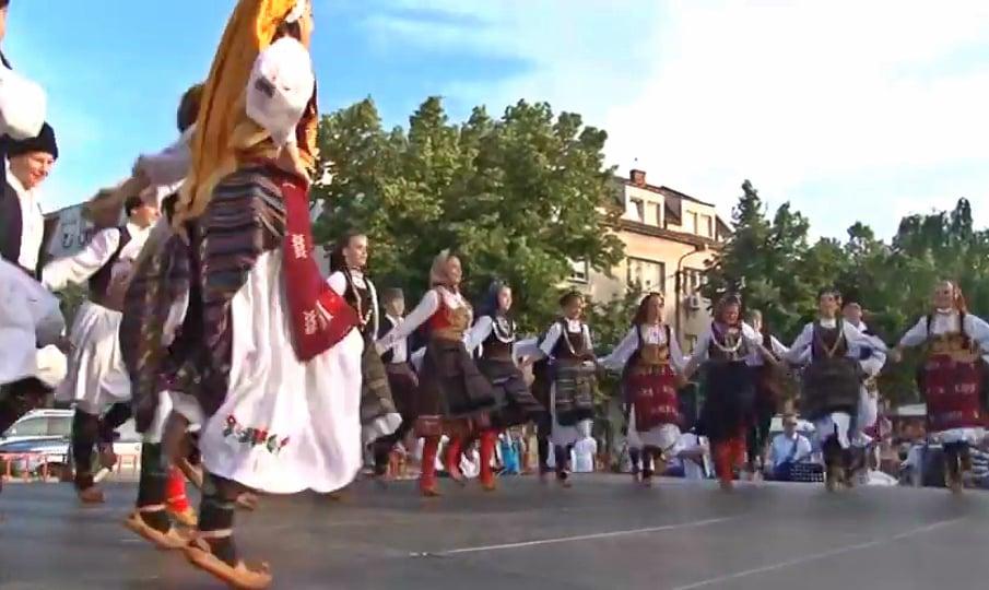 18. Фестивал фолклора у Обреновцу