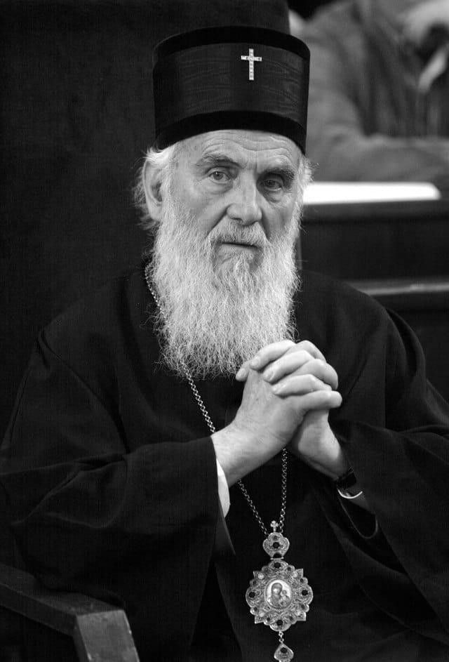 Саучешће председника општине Обреновац поводом упокојења патријарха Иринеја