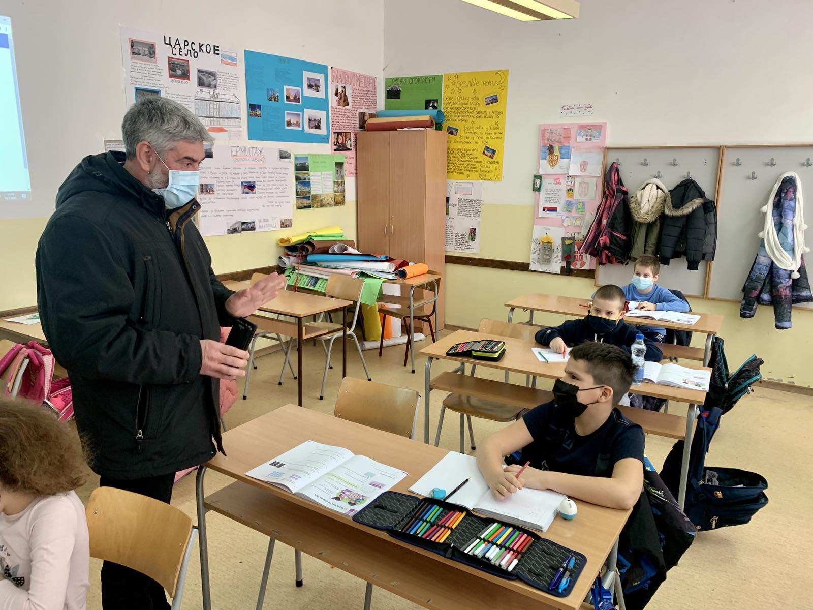 Почела настава у основним и средњим школама у општини Обреновац