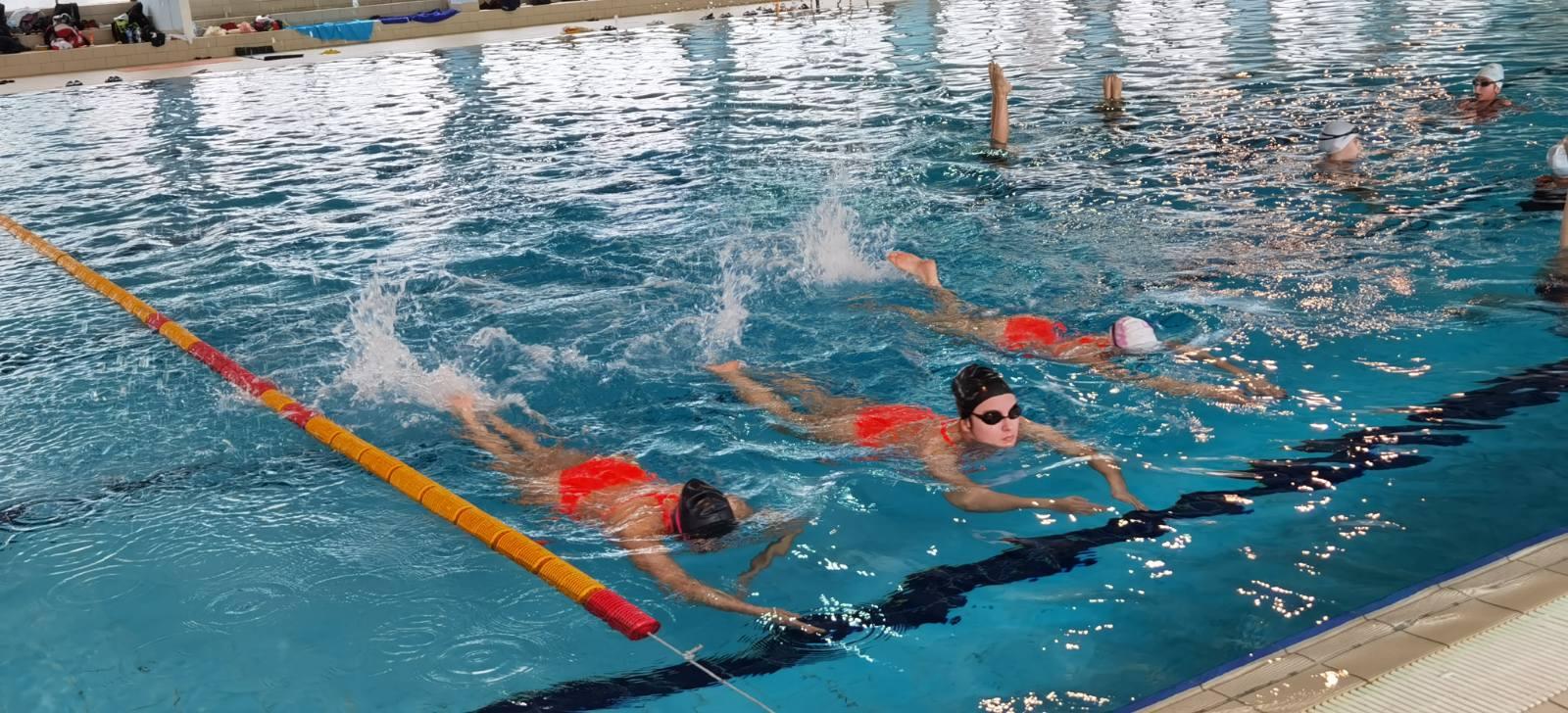 Државно првенство синхроног пливања на базенима у Обреновцу