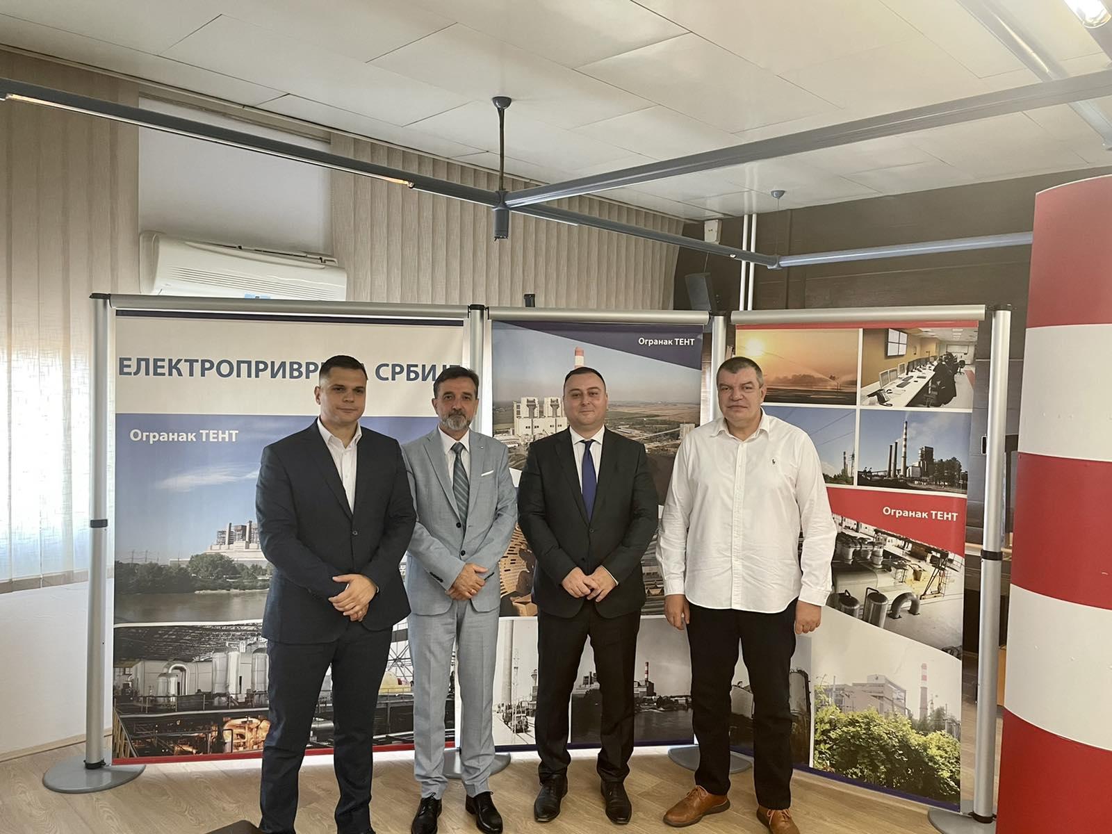 Потписан Уговор о почетку изградње Треће магистрале топловода