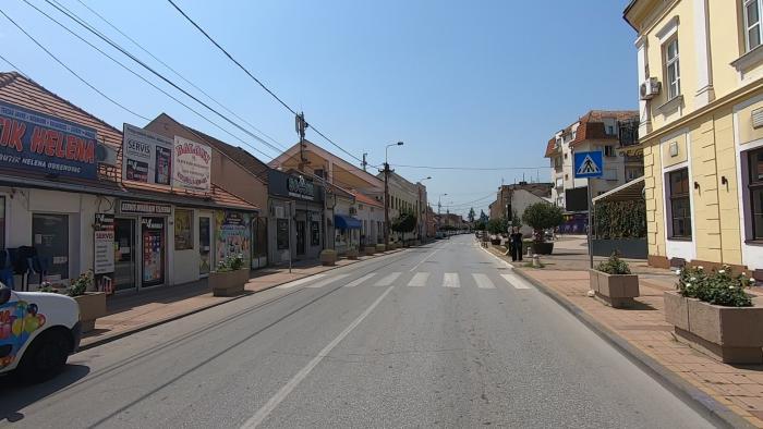 У наредном периоду изводиће се радови на реконструкцији Улице Милоша Обреновића